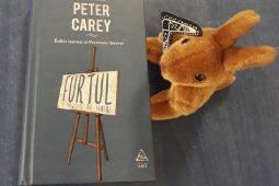 """Despre """"Furtul. O poveste de iubire"""" scris de Peter Carey"""