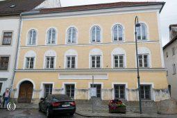 Casa natala a lui Hitler, bantuita inca de fantoma fostului lider nazist!