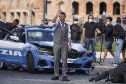 """Tom Cruise turneaza """"Misiune Imposibila 7"""" la Roma, in plina pandemie de COVID-19"""