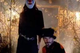 Halloween, a la Victoria si David Beckham!